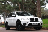 2012 BMW X5 3.0 XDRIVE30D SE 5d AUTO 245 BHP £SOLD