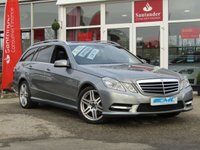 USED 2012 MERCEDES-BENZ E CLASS 2.1 E300 BLUETEC HYBRID 5d AUTO 201 BHP STUNNING, Low Mileage, Mercedes E Class E300 2.1 Bluetec, AMG SPORT, HYBRID. Finished in PALLADIUM SILVER with contrasting HEATED LEATHER ELECTRIC MEMORY seats. This stylish comfortable and classy looking Merc E-Class offers loads of room and most importantly economy. With its punchy 201 BHP costing only £30 per year road tax and 62.5 Average miles per gallon its a must have family estate. Comes with 12 MONTHS MOT.
