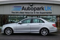 USED 2007 S MERCEDES-BENZ C-CLASS 1.8 C180 KOMPRESSOR SPORT 4d AUTO 155 BHP LOW DEPOSIT OR NO DEPOSIT FINANCE AVAILABLE