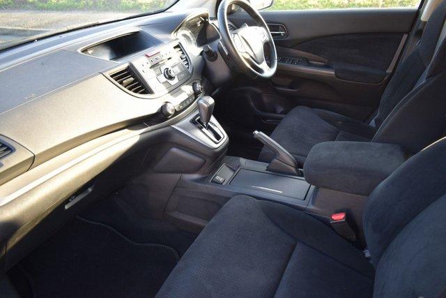 USED 2014 14 HONDA CR-V 2.0 I-VTEC SE 5d AUTO 153 BHP