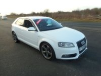 USED 2012 12 AUDI A3 2.0 TDI S LINE SPECIAL EDITION 3d AUTO 138 BHP