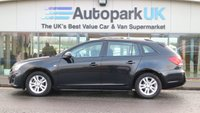 USED 2013 13 CHEVROLET CRUZE 1.6 LT 5d 122 BHP LOW DEPOSIT OR NO DEPOSIT FINANCE AVAILABLE