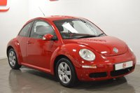 USED 2006 56 VOLKSWAGEN BEETLE 1.6 LUNA 8V 3d 101 BHP LOW MILES + SERVICE HISTORY + 2 KEYS + FINANCE ?