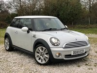 USED 2010 10 MINI HATCH COOPER 1.6 COOPER CAMDEN 3d AUTO 120 BHP
