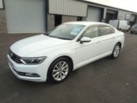 2015 VOLKSWAGEN PASSAT 2.0 SE BUSINESS TDI BLUEMOTION TECHNOLOGY 4d 148 BHP £8991.00