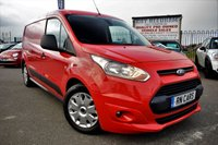 2015 FORD TRANSIT CONNECT 1.6 210 TREND P/V 5DR 94 BHP £7995.00