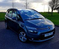 USED 2014 64 CITROEN C4 GRAND PICASSO 1.6 E-HDI EXCLUSIVE 5d 113 BHP