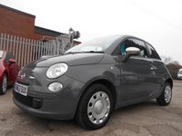 2013 FIAT 500 1.2 COLOUR THERAPY 3d 69 BHP £4395.00