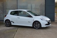USED 2012 62 RENAULT CLIO 2.0 RENAULTSPORT 3d 200 BHP RECARO SEATS, FULL SERVICE HISTORY, CAMBELT CHANGED, CLIMATE CONTROL, BLUETOTTH KIT, SPRINT REAR SPOILER