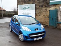USED 2010 10 PEUGEOT 107 1.0 URBAN 5d 68 BHP 12 Months MOT and Freshly Serviced