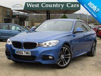 USED 2017 66 BMW 3 SERIES 2.0 320D M SPORT GRAN TURISMO 5d AUTO 188 BHP Practical High Quality Family Hatchback