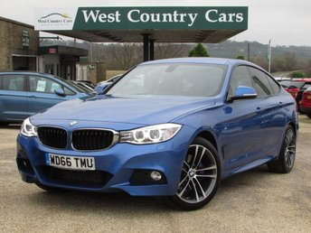2017 BMW 3 SERIES 2.0 320D M SPORT GRAN TURISMO 5d AUTO 188 BHP £22000.00