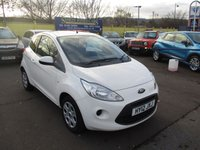 USED 2012 12 FORD KA 1.2 EDGE 3d 69 BHP VERY CLEAN EXAMPLE ,VIEWING HIGHLY RECOMMENDED !!