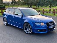 2007 AUDI RS4 AVANT 4.2 RS4 QUATTRO 5d 420 BHP £16995.00