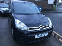 USED 2014 14 CITROEN BERLINGO 1.6 625 LX L1 HDI 1d 89 BHP