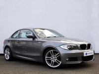 USED 2011 11 BMW 1 SERIES 2.0 118D M SPORT 2d 141 BHP FULL LEATHER UPHOLSTERY......FULL BMW SERVICE HISTORY