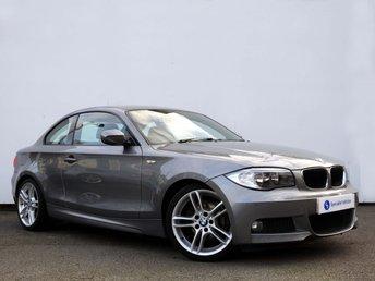 2011 BMW 1 SERIES 2.0 118D M SPORT 2d 141 BHP