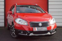 USED 2015 15 SUZUKI SX4 S-CROSS 1.6 SZ5 DDIS 5d 118 BHP Sat Nav-Pan-Roof-Leather