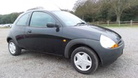 2007 FORD KA 1.3 STUDIO CLOTH 3d 69 BHP £1250.00
