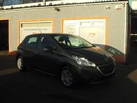 USED PEUGEOT 208 Zero Road Tax, Over70 mpg, Air Conditioning