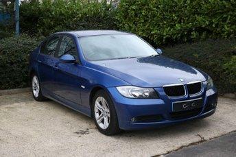 2008 BMW 3 SERIES 2.0 318D SE 4d 141 BHP £3495.00