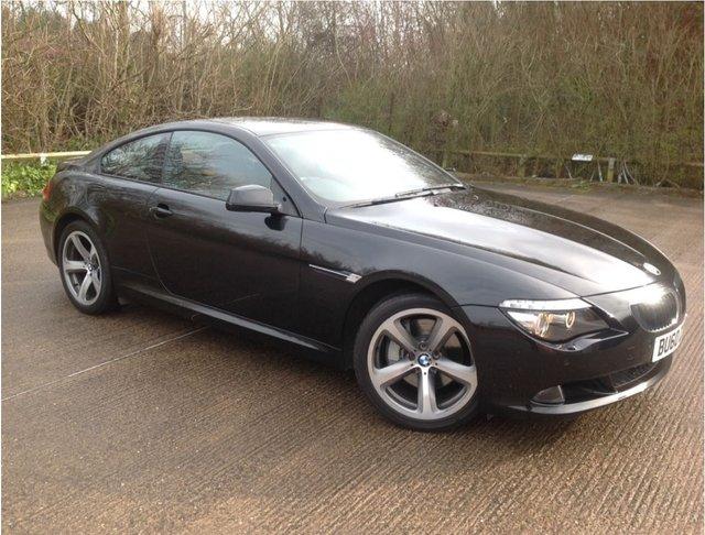 2010 BMW 6 SERIES 3.0 635d Sport Auto 2dr