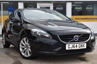 USED 2014 64 VOLVO V40 1.6 D2 SE LUX NAV 5d AUTO 113 BHP COMES WITH 6 MONTHS WARRANTY
