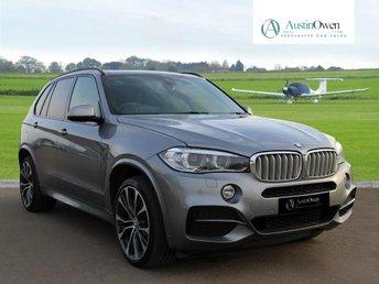 2017 BMW X5 3.0 M50D 5d AUTO 376 BHP £49990.00