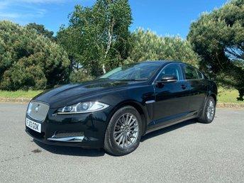 2013 JAGUAR XF 2.2 D SE BUSINESS 4d AUTO 163 BHP £11450.00