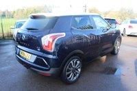 USED 2016 16 SSANGYONG TIVOLI 1.6 ELX 5d AUTO 113 BHP