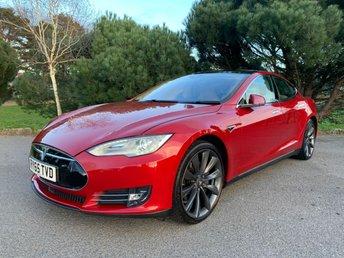 2015 TESLA MODEL S 0.0 AUTO 5d 85KWH AUTO 285 BHP £39950.00