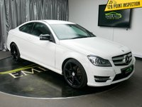 USED 2013 13 MERCEDES-BENZ C CLASS 2.1 C250 CDI BLUEEFFICIENCY AMG SPORT 2d 204 BHP £0 DEPOSIT FINANCE AVAILABLE, AIR CONDITIONING, AUX INPUT, BLUEEFFICIENCY TECHNOLOGY, BLUETOOTH CONNECTIVITY, CLIMATE CONTROL, CRUISE CONTROL, DAB RADIO, DAYTIME RUNNING LIGHTS, ELECTRONIC PARKING BRAKE, PARKING SENSORS, STEERING WHEEL CONTROLS, TRIP COMPUTER, USB CONNECTION