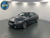 USED 2015 65 BMW 4 SERIES 3.0 430D M SPORT 2d AUTO 255 BHP