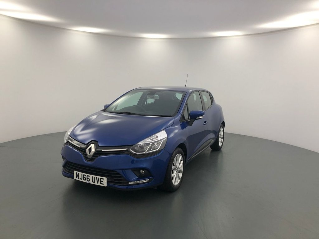 USED 2017 66 RENAULT CLIO 0.9 DYNAMIQUE NAV TCE ECO 5d 89 BHP