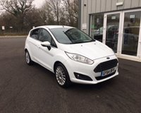 USED 2014 64 FORD FIESTA 1.0 TITANIUM ECOBOOST (125PS) THIS VEHICLE IS AT SITE 1 - TO VIEW CALL US ON 01903 892224