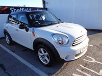 2013 MINI COUNTRYMAN 1.6 COOPER D 5d 112 BHP £8975.00