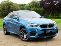 USED 2017 BMW X6 4.4 M 4d 568 BHP TOO MUCH SPEC TO LIST!!!!