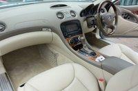 USED 2008 08 MERCEDES-BENZ SL 3.5 SL350 2d AUTO 272 BHP