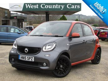 2015 SMART FORFOUR 0.9 EDITION1 T 5d 90 BHP £7000.00