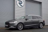 2016 FORD MONDEO 2.0 TDCI VIGNALE 177 BHP 5DR £14994.00