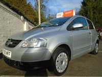 USED 2010 10 VOLKSWAGEN FOX 1.2 6V 3d 55 BHP GUARANTEED TO BEAT ANY 'WE BUY ANY CAR' VALUATION ON YOUR PART EXCHANGE