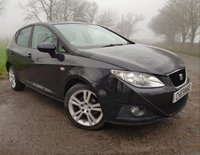 USED 2011 11 SEAT IBIZA 1.4 CHILL 5d + 2 FORMER KEEPERS + ALLOYS + EXTRAS