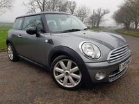 2010 MINI HATCH COOPER 1.6 COOPER D GRAPHITE 3d + 2KEYS + LOTS OF EXTRAS £4750.00