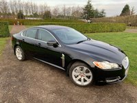 2009 JAGUAR XF 3.0 V6 LUXURY 4d AUTO 240 BHP Full Jaguar And Specialist History £5790.00