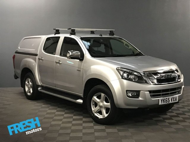 View our ISUZU D-MAX