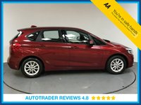 USED 2015 65 BMW 2 SERIES 2.0 218D SE ACTIVE TOURER 5d AUTO 148 BHP BMW SERVICE HISTORY - ONE OWNER - SAT NAV - REAR SENSORS - BLUETOOTH - AIR CON - CRUISE CONTROL