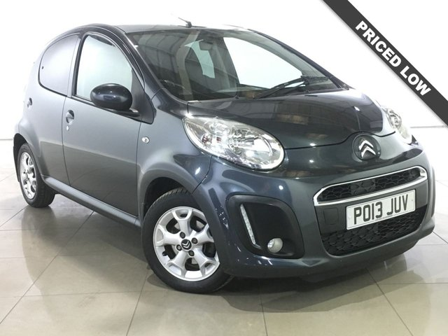 View our 2013 13 CITROEN C1 1.0 VTR PLUS EGS 5d AUTO 67 BHP