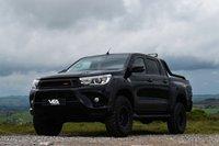 USED 2018 18 TOYOTA HI-LUX 2.4 INVINCIBLE 4WD D-4D DCB 1d 147 BHP