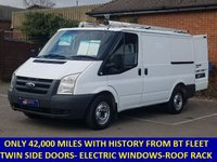 2010 FORD TRANSIT 300s SWB DIRECT FROM BT FLEET WITH FULL HISTORY £6295.00