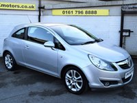 USED 2008 58 VAUXHALL CORSA 1.4 SXI 16V 3d 90 BHP * FREE DELIVERY AND WARRANTY *